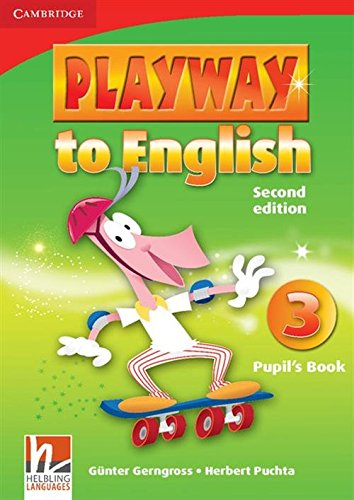 9780521131179: Playway to English 2nd  3 Pupil's Book