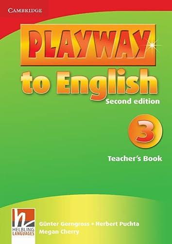 9780521131223: Playway to English Level 3 Teacher's Book - 9780521131223