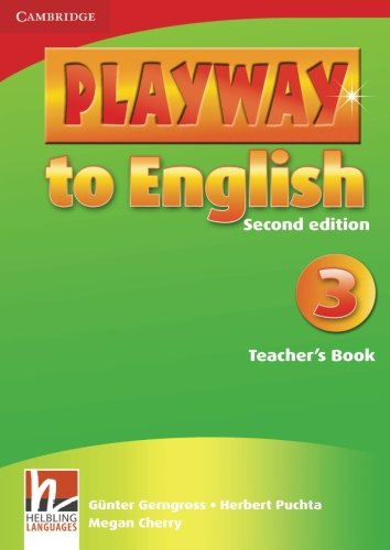 9780521131223: Playway to English 2nd  3 Teacher's Book