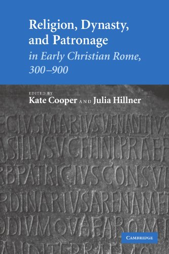 9780521131278: Religion, Dynasty, and Patronage in Early Christian Rome, 300-900