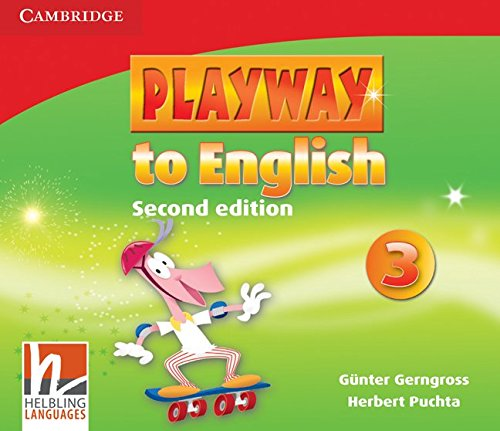 9780521131285: Playway to English Level 3 Class Audio CDs (3)