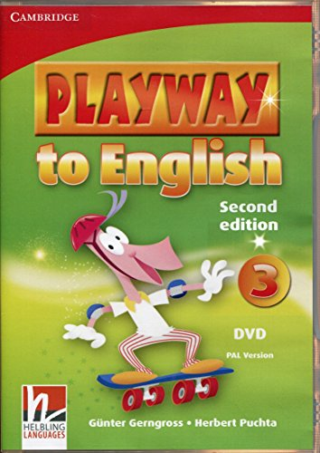 9780521131346: Playway to English Level 3 DVD PAL