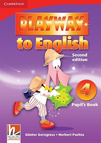 Playway to English Level 4 Pupil s Book (Paperback)