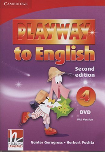 9780521131605: Playway to English Level 4 DVD PAL
