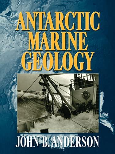 9780521131681: Antarctic Marine Geology