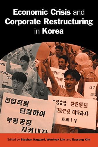 9780521131711: Economic Crisis and Corporate Restructuring in Korea: Reforming the Chaebol (Cambridge Asia-Pacific Studies)