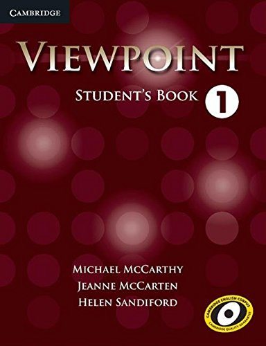 9780521131865: Viewpoint  1 Student's Book