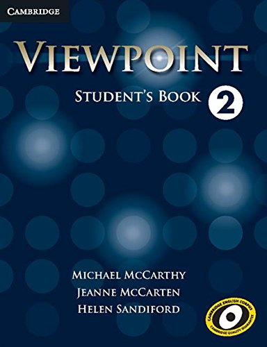 9780521131896: Viewpoint 2. Student's Book - Edition 2013