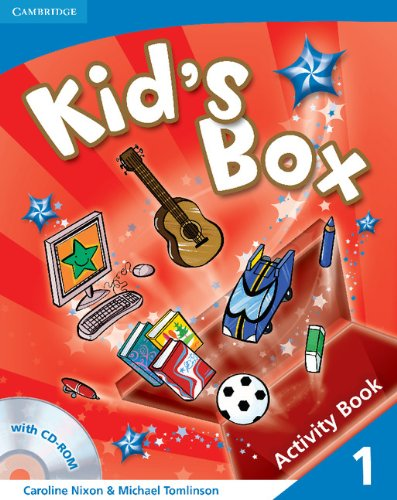 9780521131902: Kid's Box 1 Activity Book with CD-ROM