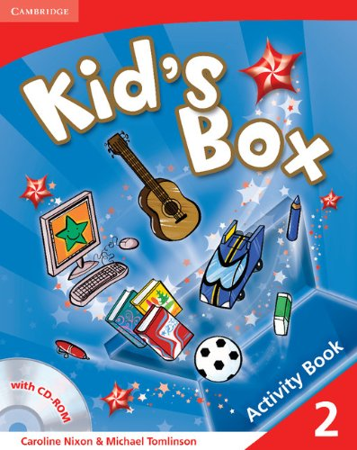 9780521131926: Kid's Box 2 Activity Book with CD-ROM