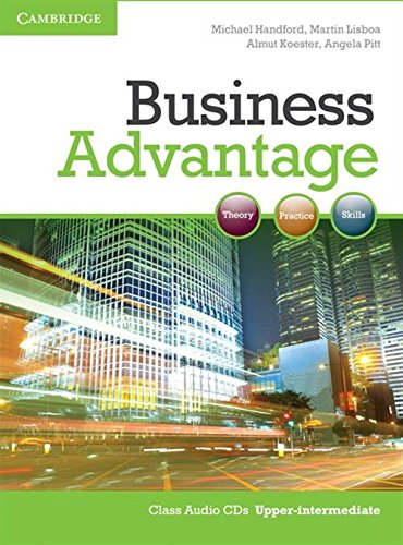 Business Advantage Upper-intermediate Audio CDs (2): Michael Handford; Martin