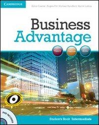 9780521132220: Business advantage. Intermediate. Student's book. Con DVD. Con espansione online. Per le Scuole superiori