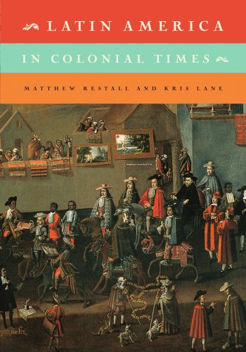 9780521132602: Latin America in Colonial Times