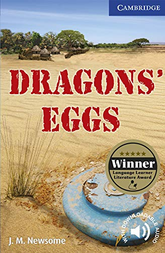 9780521132640: CER5: Dragons' Eggs Level 5 Upper-intermediate (Cambridge English Readers)