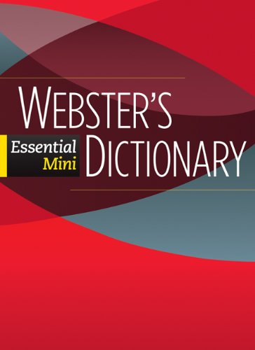 9780521133135: Webster's Essential Mini Dictionary
