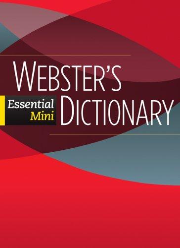 Webster's Essential Mini Dictionary: Cambridge University Press