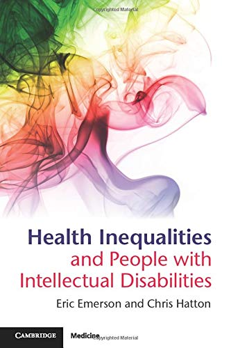 9780521133142: Health Inequalities and People with Intellectual Disabilities
