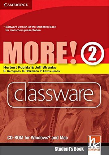 9780521133210: More! Level 2 Classware CD-ROM