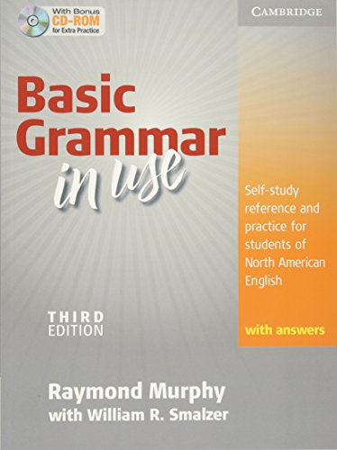 9780521133340: Basic Grammar in Use Student's Book with Answers and CD-ROM: Self-study reference and practice for students of North American English