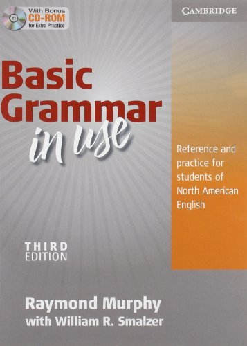 9780521133371: Basic Grammar in Use 3rd Student's Book without Answers and CD-ROM (Grammar in Use Book & CD Rom)