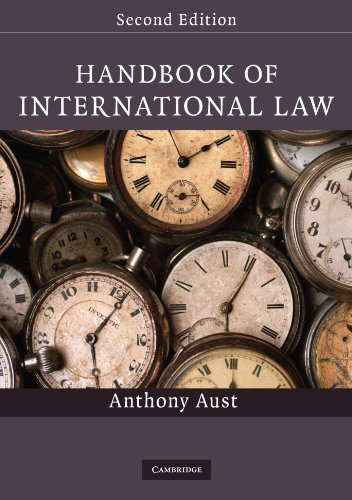 9780521133494: Handbook of International Law