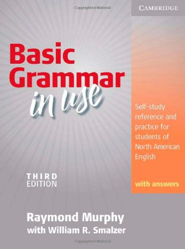 9780521133531: Basic Grammar in Use 3rd Student's Book with Answers