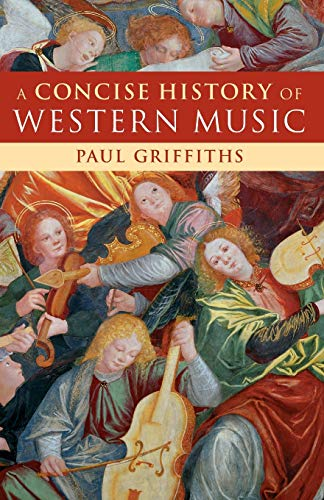 9780521133661: A Concise History of Western Music