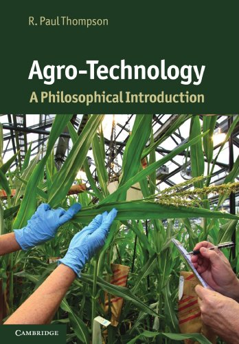 9780521133753: Agro-Technology: A Philosophical Introduction (Cambridge Introductions to Philosophy and Biology)