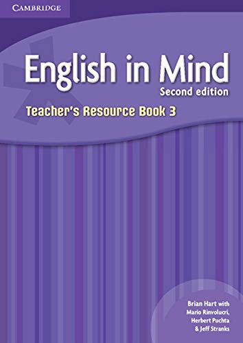 9780521133760: English in Mind 2nd  3 Teacher's Resource Book