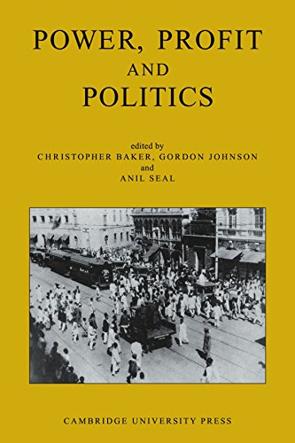 Power, Profit and Politics: Essays on Imperialism,: Baker, Christopher (Editor)/
