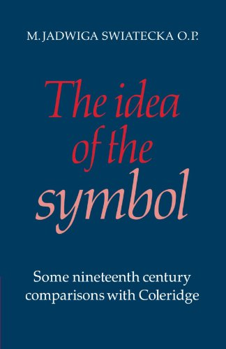 9780521133982: The Idea of the Symbol: Some Nineteenth Century Comparisons with Coleridge