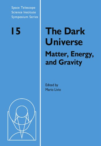 9780521134033: The Dark Universe: Matter, Energy and Gravity (Space Telescope Science Institute Symposium Series)