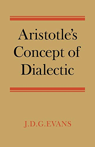 9780521134262: Aristotle's Concept of Dialectic