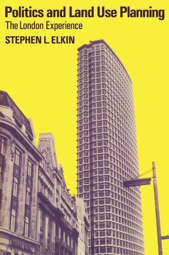 9780521134538: Politics and Land Use Planning: The London Experience