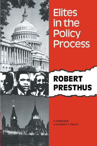 9780521134576: Elites in the Policy Process Paperback