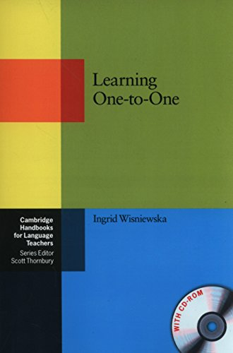 9780521134583: Learning One-to-One Paperback with CD-ROM (Cambridge Handbooks for Language Teachers)