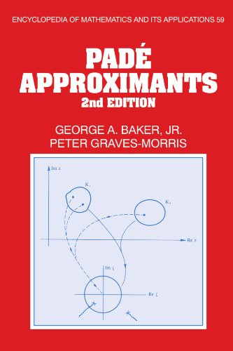 9780521135092: Padé Approximants (Encyclopedia of Mathematics and its Applications)