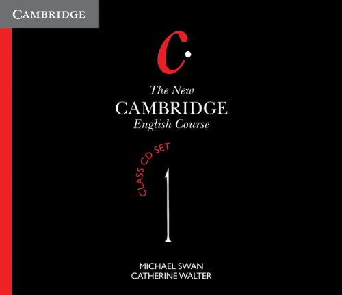 9780521135238: The New Cambridge English Course 1 Class Audio CDs (4)