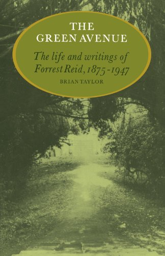9780521135634: The Green Avenue: The Life and Writings of Forrest Reid, 1875-1947