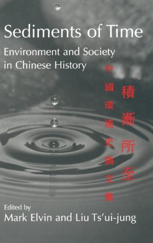 9780521135696: Sediments of Time - 2 Part Set: Sediments of Time 2 Part Paperback Set: Environment and Society in Chinese History (Studies in Environment and History)