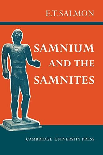 9780521135726: Samnium and the Samnites