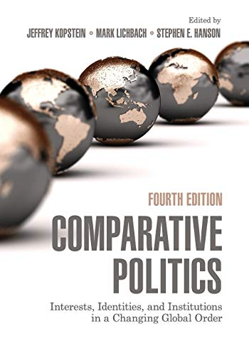 Comparative Politics: Interests, Identities, and Institutions in