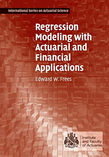 9780521135962: Regression Modeling with Actuarial and Financial Applications