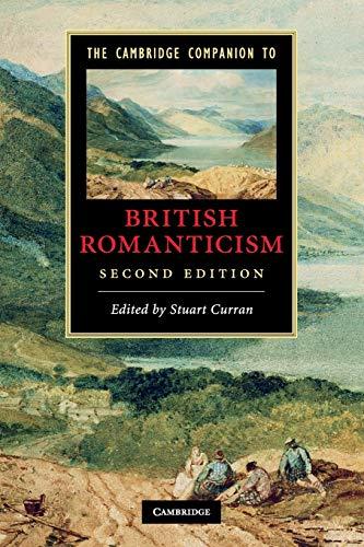 9780521136051: The Cambridge Companion to British Romanticism