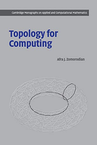 9780521136099: Topology for Computing