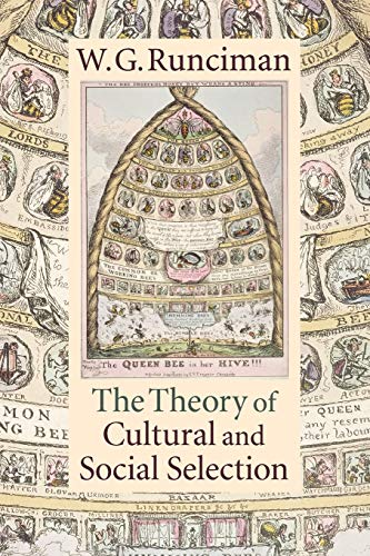 9780521136143: The Theory of Cultural and Social Selection
