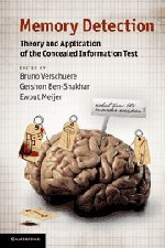 9780521136150: Memory Detection: Theory and Application of the Concealed Information Test
