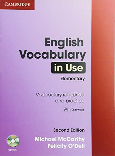 9780521136204: English Vocabulary in Use 2nd Elementary with Answers and CD-ROM