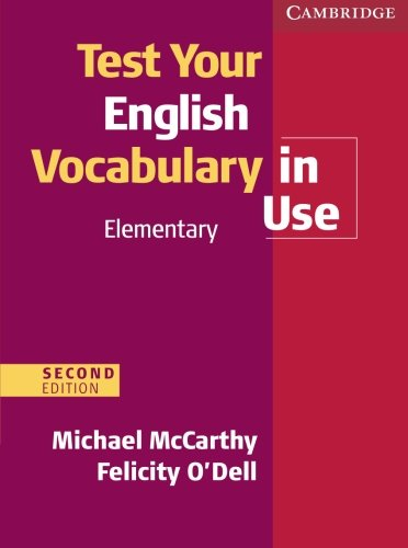 9780521136211: Test Your English Vocabulary in Use Elementary with Answers