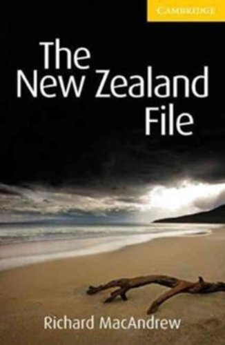 9780521136280: The New Zealand File Level 2 Elementary/Lower-intermediate Book with Audio CD Pack (Cambridge English Readers)